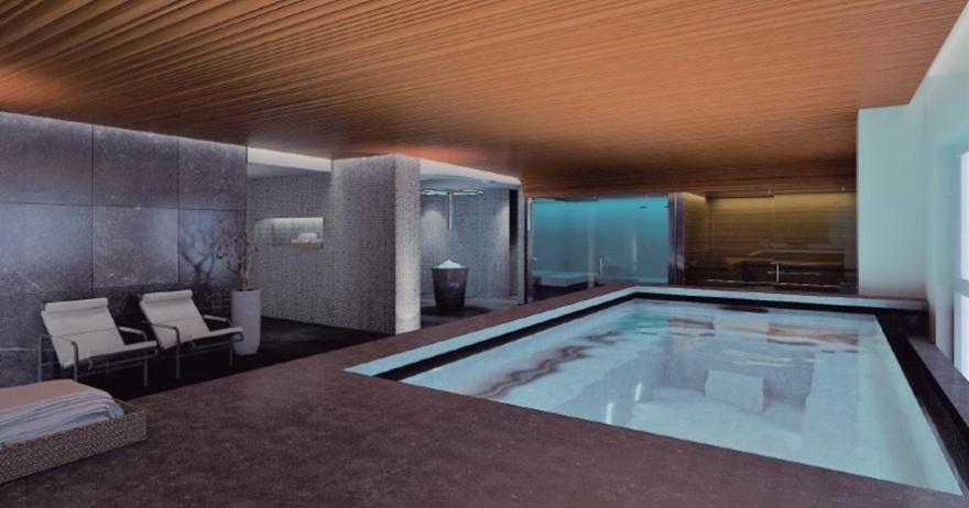 Circuito Spa : Circuito spa luxury premium en hotel sh valencia palace