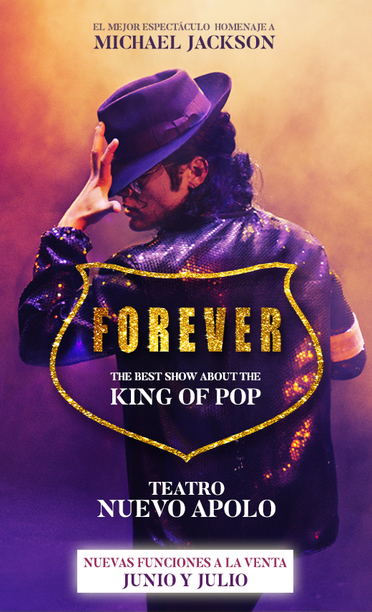 Venta de entradas Forever - The best show about The King of Pop