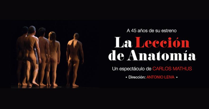 Entradas para La lección de Anatomía 30% dto (Buenos Aires ...