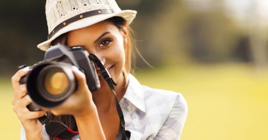 Curso de fotograf�a digital con c�mara r�flex