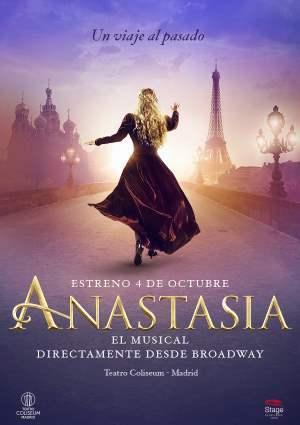 Venta de entradas - Anastasia, el musical