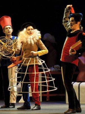 Venta de entradas Allegro Vivace - El Petit Liceu