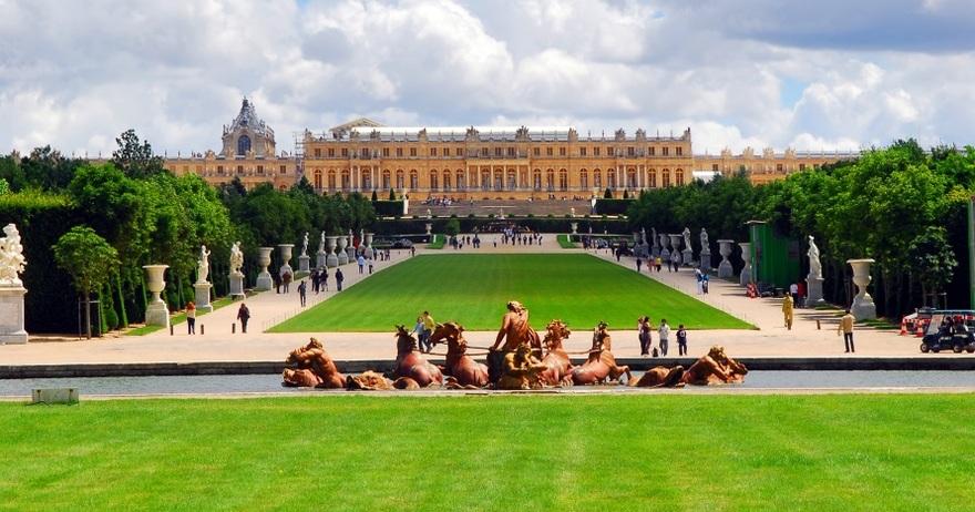 El Palacio De Versalles Y Sus Fuentes Musicales Acceso Prioritario