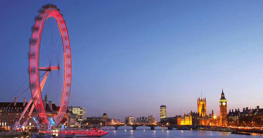 Entradas Para Coca Cola London Eye Londres Atrapalocom