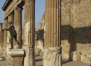Pompeya y Nápoles en un día - Tour privado