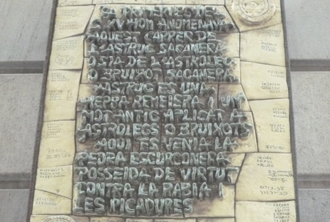 Ruta Barcelona Mágica y Misteriosa