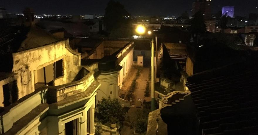 Hay fantasmas en mi casa? Tour De Fantasmas Por El Centro Histrico De Bogot