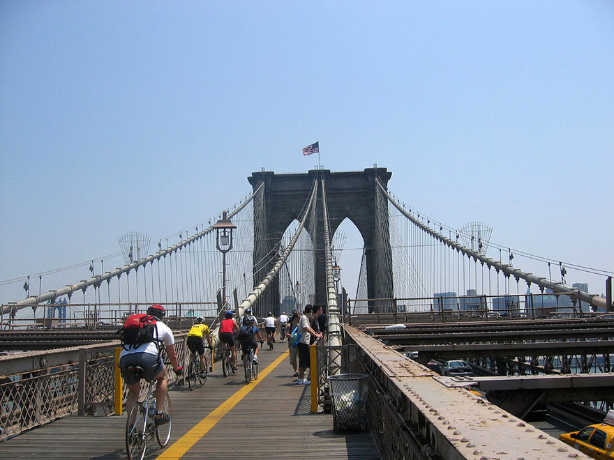 Unas Pinceladas De Brooklyn Nueva York Atrapalocom