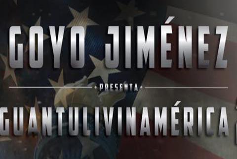 Goyo Jiménez: Aiguantulivinamerica 2, en Madrid