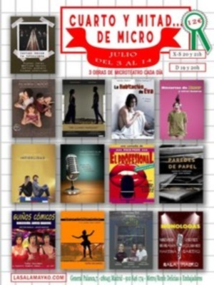 La Sala Mayko - Espacio OFF - Venta de entradas - Atrapalo.com