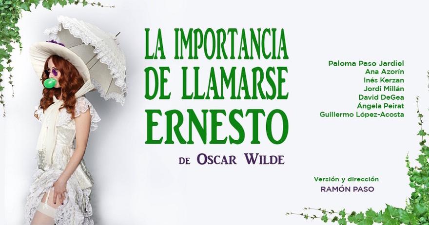 critica la importancia de llamarse ernesto teatro lara madrid comprar entradas opinion