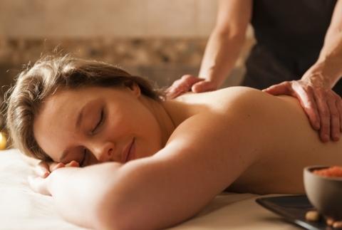 Olvídate del estrés con un masaje