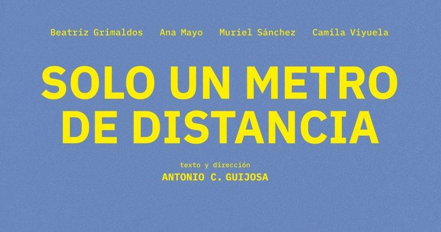 Entradas para Solo un metro de distancia 14% dto (Madrid ...