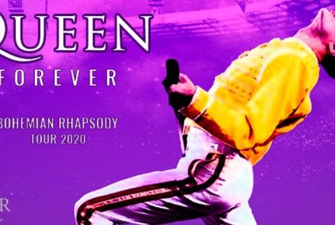 Queen Forever - Gira Bohemian Rhapsody en Madrid