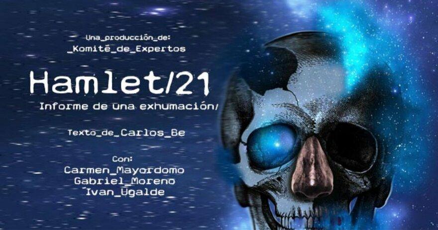 Entradas para Hamlet/21 13% dto (Madrid) - Atrapalo.com