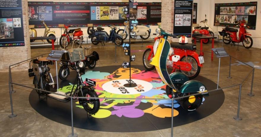 Museo de la Moto Barcelona
