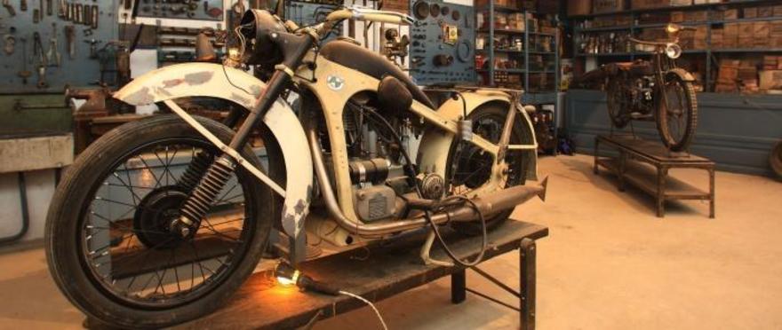 Museo Moto de Bassella