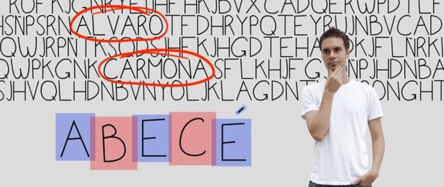 �lvaro Carmona presenta Abec�