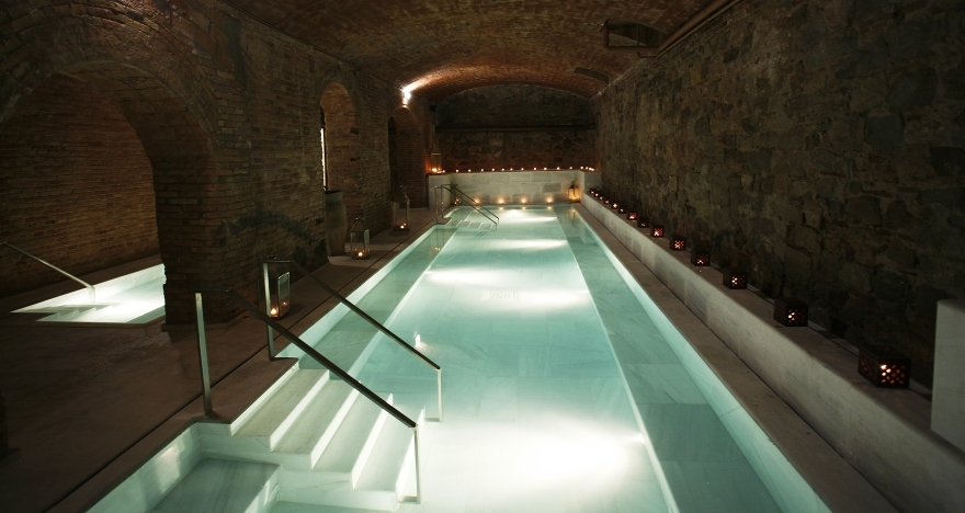 Baños Termales Barcelona | Ancient Thermal Bath 15 Relaxing Massage Relax Con Masaje 5