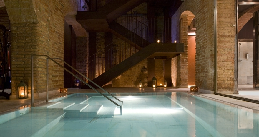 Aire Barcelona Baños Arabes | Ancient Thermal Bath 15 Relaxing Massage Relax Con Masaje 5