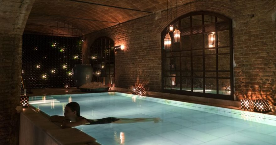 Baños Arabes Aire Barcelona | Ancient Thermal Bath 15 Relaxing Massage Relax Con Masaje 5