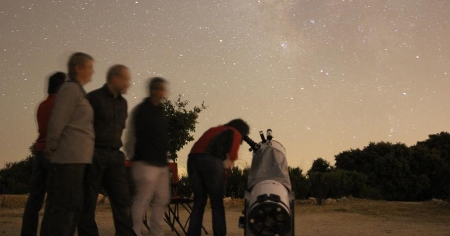 Reg�lale un paseo por las estrellas