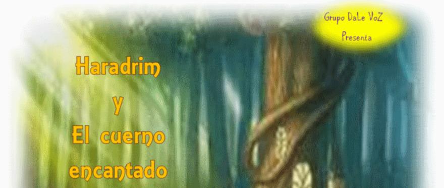 Haradrim y el cuerno encantado