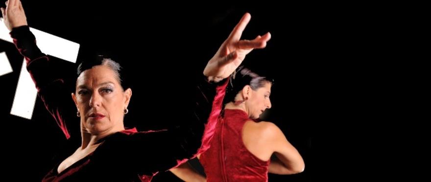 Cuadro Flamenco Las Tablas