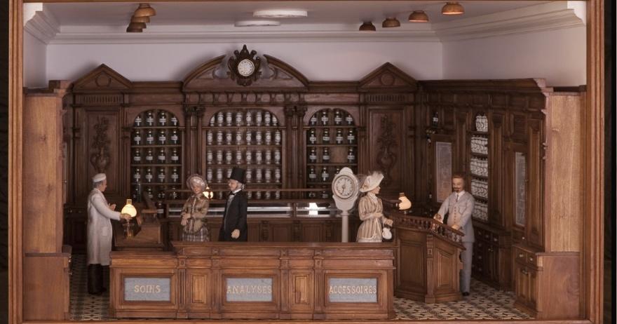 Museo de Miniaturas y Microminiaturas de Besal�