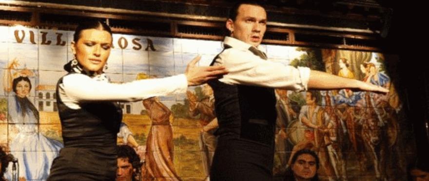 Mágicas noches flamencas en Villa Rosa