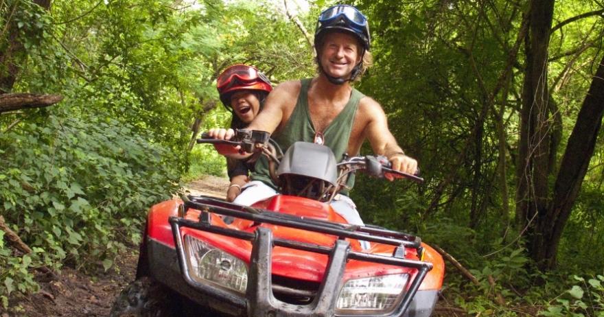 Excursiones en quads - buggys