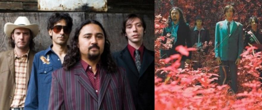 The Sadies, banda de rock, folk y country canadiense