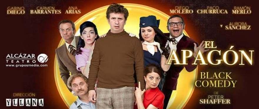 El Apag�n - Black Comedy