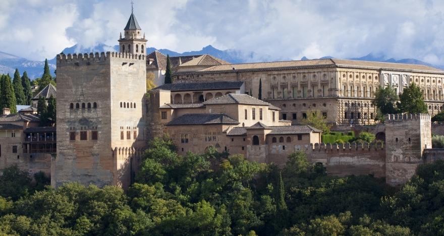 Visita a la Alhambra