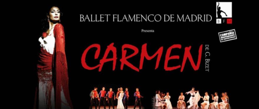 Carmen de Bizet, Ballet Flamenco de Madrid