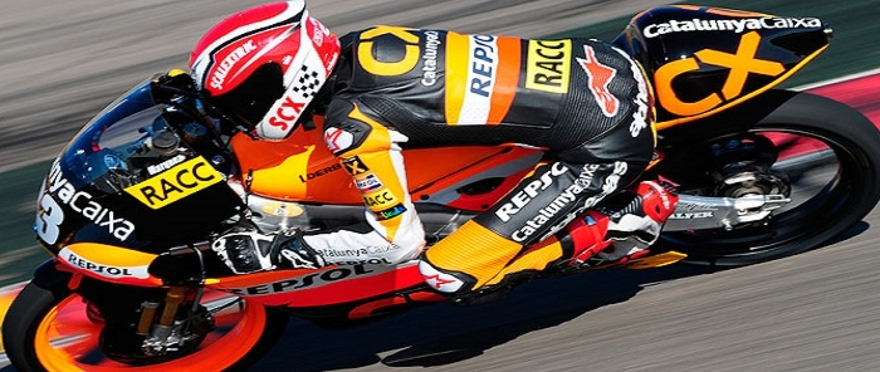 Gran Premio de Arag�n 2012 MotoGP