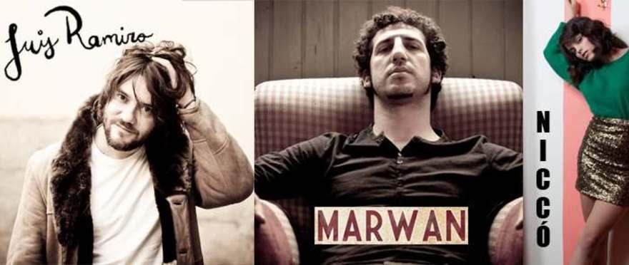 Noise Off Festival: Luis Ramiro + Marwan +...