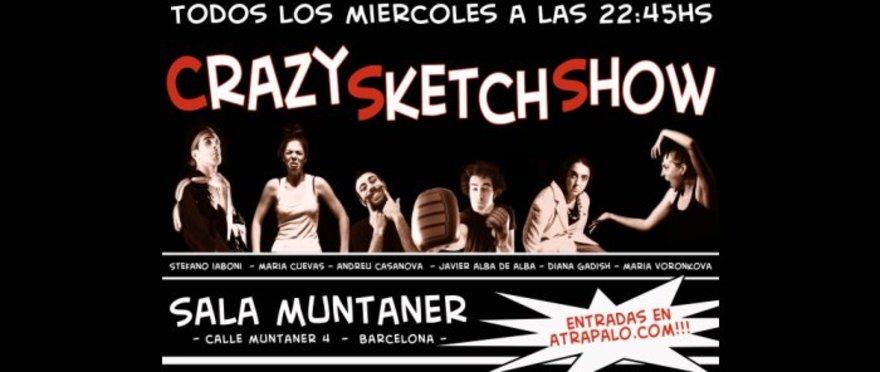 Crazy sketch show