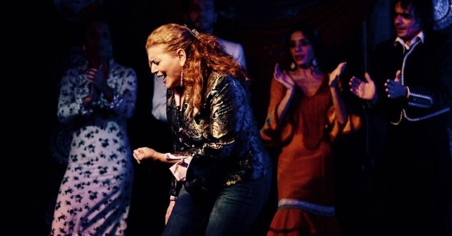 Baile flamenco desde el alma