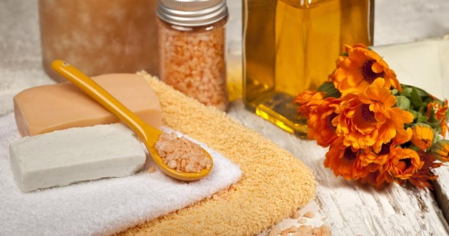 Exfoliacion corporal, hidrataci�n y masaje