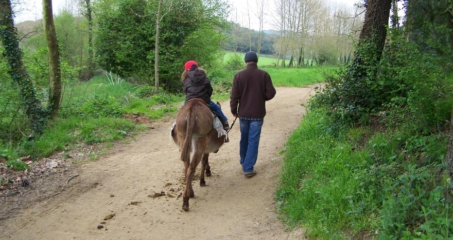Aventura en burro, Rukiaventura