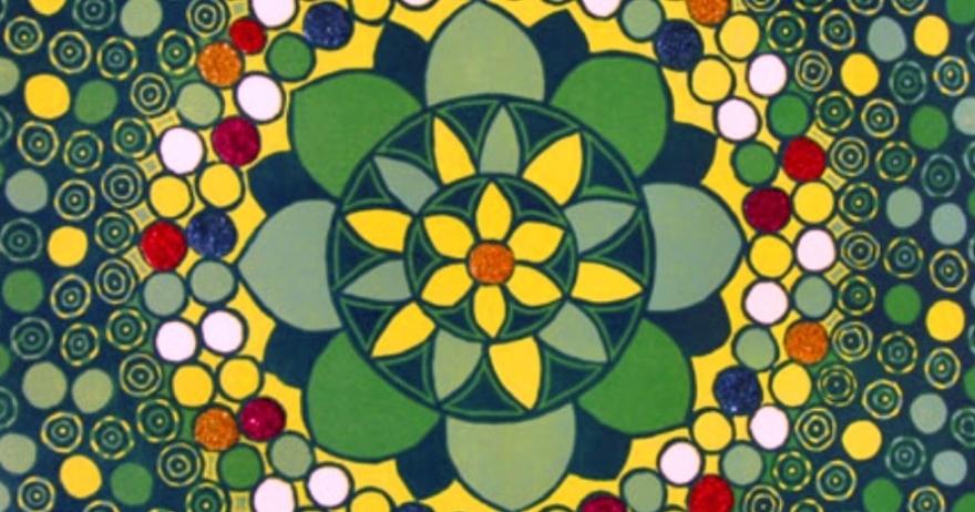 Pintura Y Relajacion Con Mandalas 43 Dto Barcelona Atrapalocom - Pinturas-de-mandalas