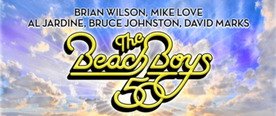 The Beach Boys, gira 50 aniversario en Barcelona