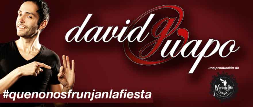David Guapo - Promoci�n especial