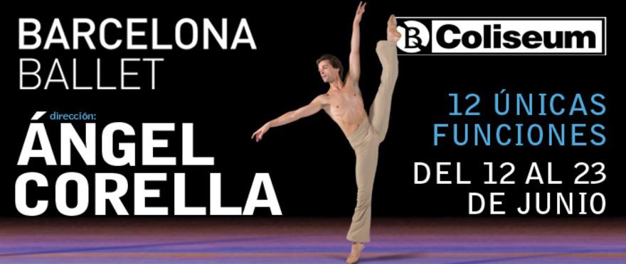 Barcelona Ballet - �ngel Corella