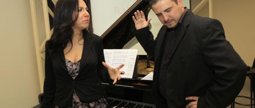 BairesTango, espectáculo que repsasa los mejores tangos. Analía Bueti y Fernando Herrera