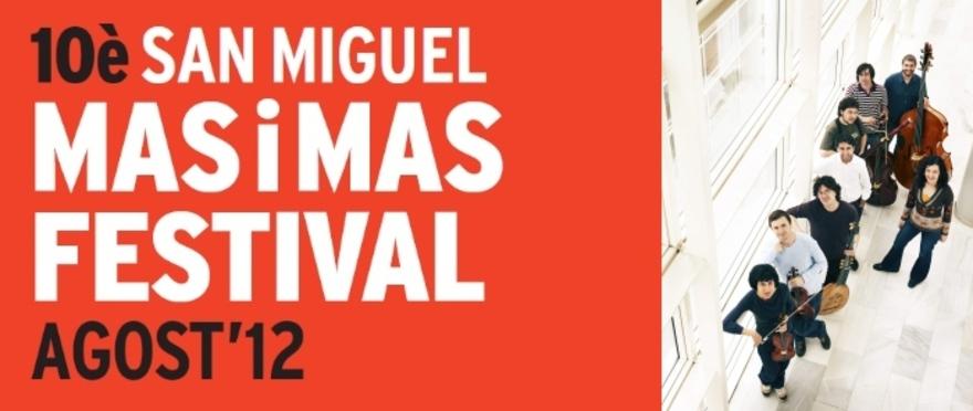 Harmonia del Parnàs - Mas i Mas Festival 2012