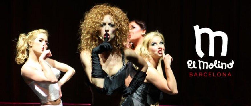 Live in Burlesque