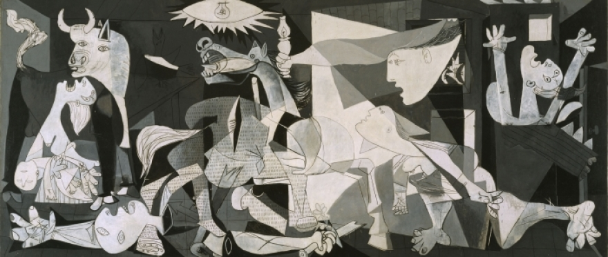 Museo Reina Sofia - El legado de la Guernica