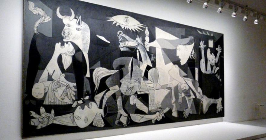 Museo Reina Sofia.Legado Del Guernica En El Reina Sofia Sin Colas 14 Dto Madrid